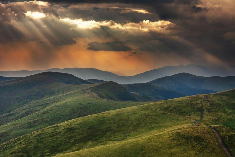 Масив Свидовець: вершини і озера | MOUNT DAY