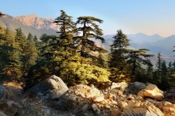 восточная ликийская тропа