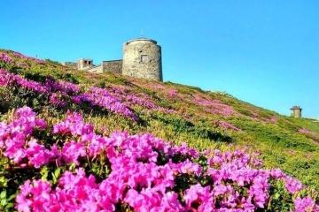 поход карпаты  черногорский поп иван